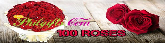 100 pcs Roses