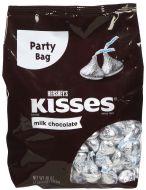 Hershey's Milk Chocolate Kisses Party Bag