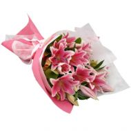 Lily Bouquet Philippines Delivery
