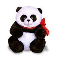 Panda Bear w/ Button Pin