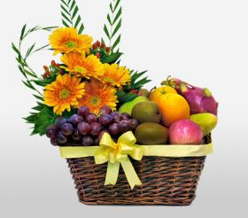 Fruits and Flowers Combo