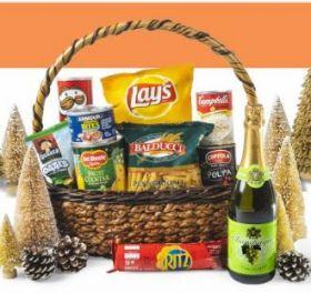 Imported Gourmet Basket