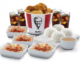 KFC Group Meal Treat