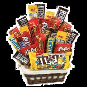 Chocolate Basket 2