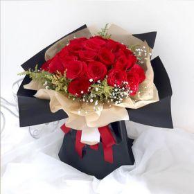 24 pcs. Rose Bouquet