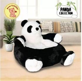 Giant Plush Panda Mini-Sofa