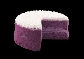 Classic Ube Cake