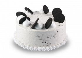 COOKIES & CREAM EXPRESS ROUND CAKE
