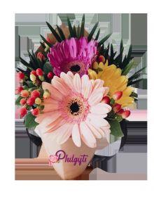 Petite Gerbera Bouquet