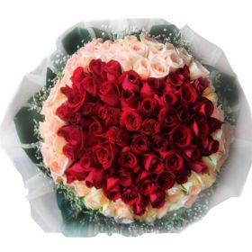 Red Rose Inner