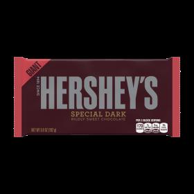 HERSHEY'S SPECIAL DARK Giant (6.8 oz.) Bar