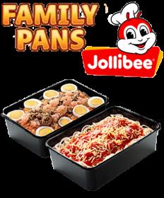 JOLLIBEE FAMILY PAN DUO