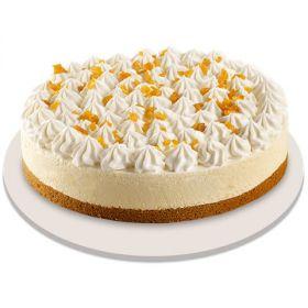 Mango Graham Mousse Cake