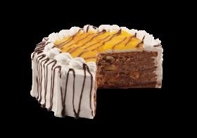 Mango Meringue Symphony Cake