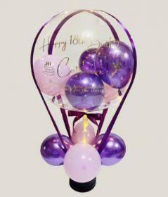 Purple & Pink Balloons