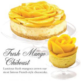 mango chiboust
