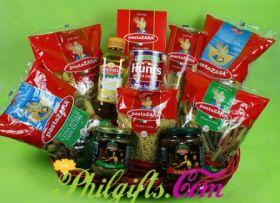 Pasta Basket to Philippines