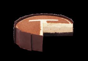 Toblerone Overload Cake