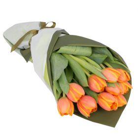 Tulip Bouquet Orange