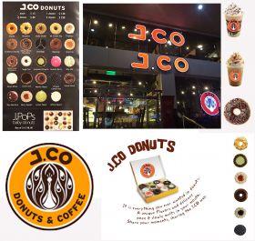 JCO's Finest Donuts