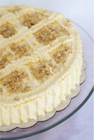 Sansrival Cake