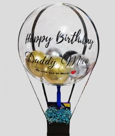 DIY Special Balloon Set with Chocolates