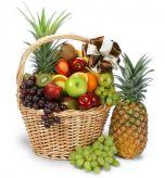 Christmas Fruit Basket 1