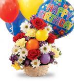 Birthday Joy Basket