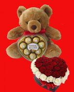 Hearts and Bear